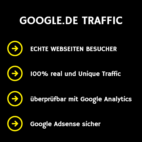 Google.de Traffic